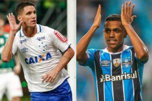 De semifinal a semifinal: o que mudou em Cruzeiro e Grêmio em reencontro