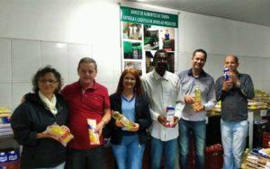 Expoita CDL 2017 arrecada 1,6 tonelada de alimentos e doa à instituições itabiranas