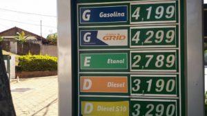 Câmara aprova novas regras para postos de combustíveis em Itabira