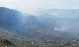Bombeiros atendem 15 ocorrências de incêndio na manhã desta segunda