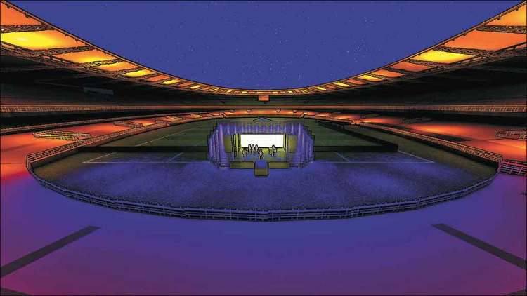 Mineirão ganhará anfiteatro para abrigar shows sem utilizar o gramado