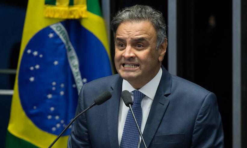 STF nega prisão, mas afasta Aécio Neves do Senado