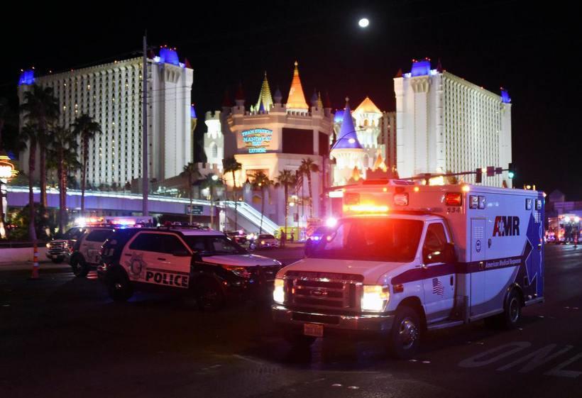 Tiroteio em Las Vegas mata ao menos 50 pessoas e deixa mais de 200 feridos