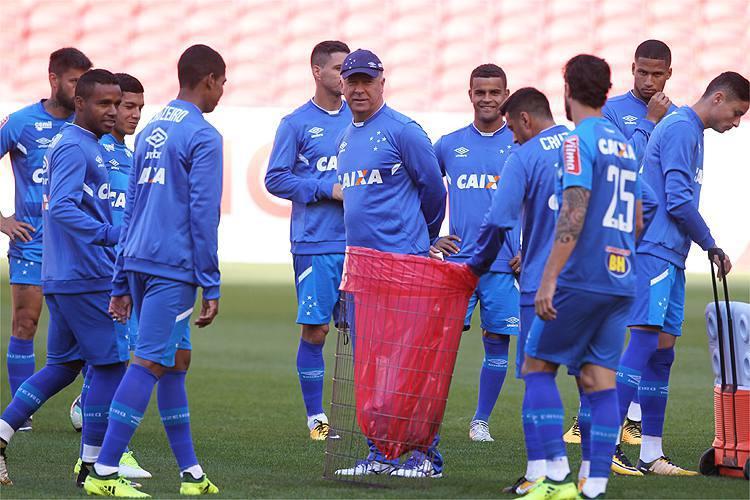 Cruzeiro não alcançava série invicta tão extensa no Brasileirão desde 2015