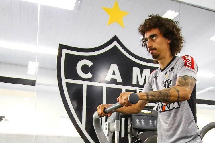 'Hora certa': Valdívia revela conversa entre jogadores, fala em decisão e quer marcar gol para o Atlético contra o Cruzeiro