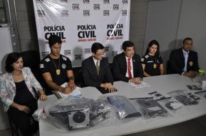 Contra a pedofilia: Polícia Civil prende nove suspeitos no estado; um é de Itabira