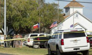 Atirador invade igreja nos Estados Unidos e mata 26 pessoas