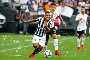 Atlético empata com Corinthians fora de casa e se complica na busca pela Libertadores