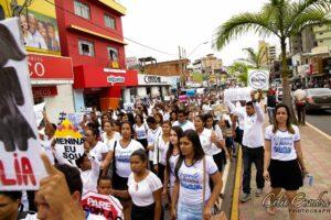 Marcha da Inocência Itabira MG