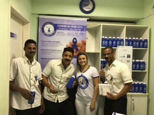 Novembro Azul: HNSD promove campanha de conscientização sobre o câncer de próstata