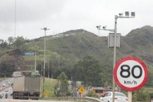 Radares reativados em BRs ligam alerta para os motoristas