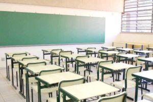 Período de matrículas na rede pública de ensino começa nesta segunda-feira