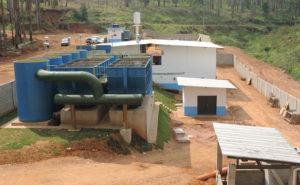 Prefeitura inicia mais uma etapa das obras de captação de água
