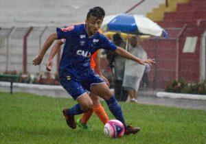 Cruzeiro perde para Nova Iguaçu e precisará vencer para avançar na Copinha