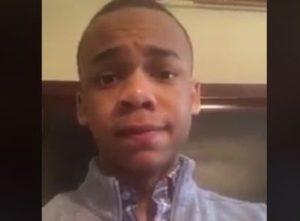 """Aluno de escola americana viraliza com resposta a tiroteios: """"Precisamos de Jesus"""""""