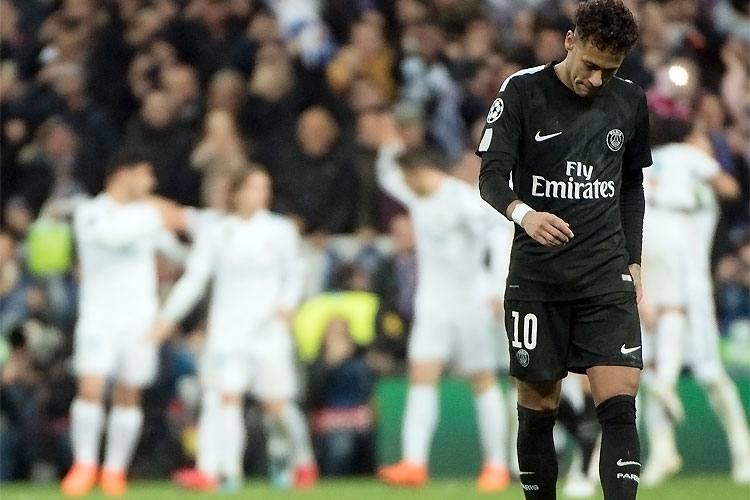 Com Neymar apagado, Cristiano Ronaldo marca dois, e Real vira sobre PSG
