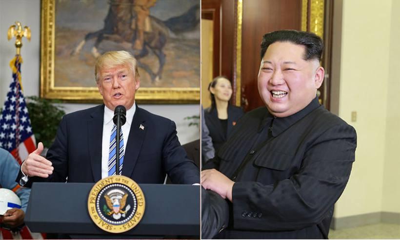 Trump e Kim Jong-un vão se encontrar em maio