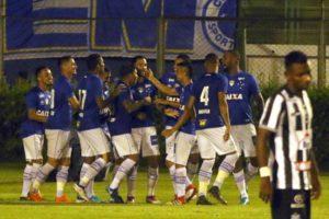 Cruzeiro vence Tupi, aumenta vantagem e se aproxima de final do Campeonato Mineiro