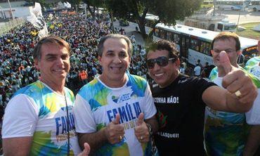 """Malafaia aposta: """"80% do voto evangélico irá para Bolsonaro nestas eleições"""""""