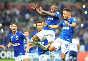 Cruzeiro massacra La U, espanta pressão e assume vice-liderança do Grupo 5 da Libertadores