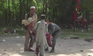 Atentados a bomba matam pelo menos 36 pessoas no Afeganistão