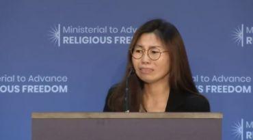 Cristã norte-coreana foi forçada a crer que Kim II Sung era deus