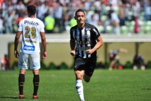 Ricardo Oliveira ultrapassa Fred e se torna o jogador de Série A com mais gols na carreira; veja os números