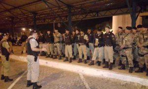 Polícia Militar faz operação para prevenir crimes violentos em 86 cidades da Zona da Mata