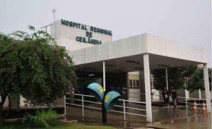Homem invade hospital no DF e atira duas vezes na ex