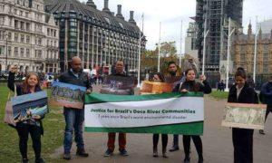 Ação judicial no Reino Unido pela tragédia de Mariana tem 240 mil adesões
