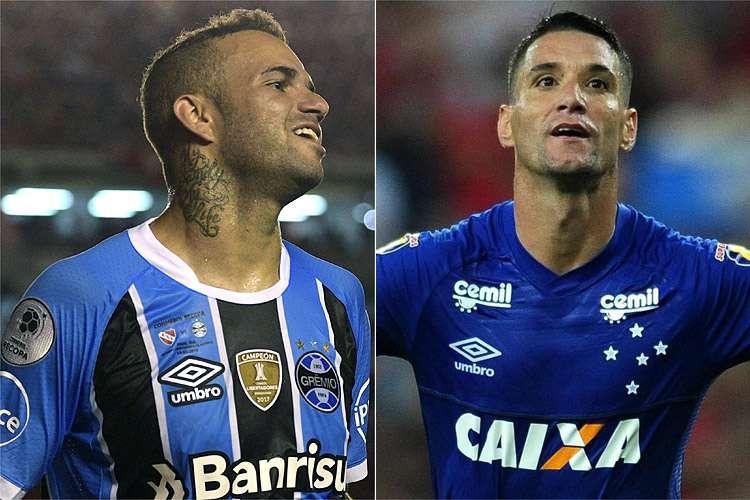 Cruzeiro esclarece detalhes de negociação com Grêmio envolvendo Thiago Neves e Luan