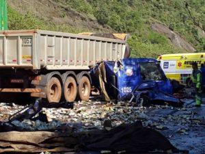 Morte de caminhoneiro na 040 alerta para crime recorrente