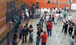 Sirenes tocam em barragem da Vale em Barão de Cocais e moradores são retirados