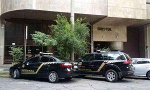 Polícia Federal deflagra operação contra o PSL em Minas