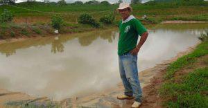 Irrigação é a salvação dos pequenos produtores