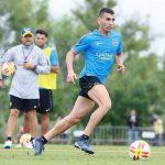 Atlético está próximo de contratar o zagueiro Junior Alonso, diz TV argentina